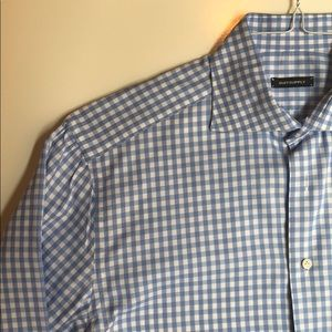 Suit Supply Button Down